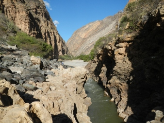 30 day Raft Supported Journey through the Grand Canyon of South America