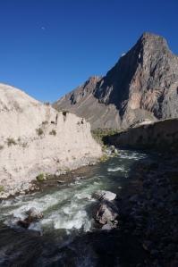 Upper Aimana Gorge