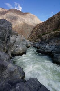 Cotahuasi - One of the many canyons on RIo Cotahuasi