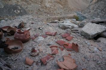 Cotahuasi - Ancient Pottery