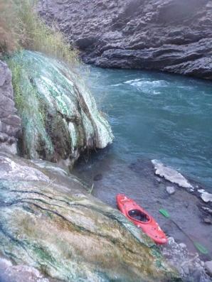 Colca - hot springs