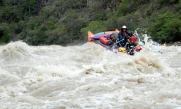 Lacey, Rio Marañon - Big water class III