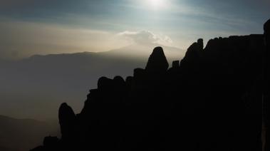 Stones at Marcahuasi