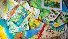 Machu Pichu Kayak Fest Pintura y Dibujo concurso